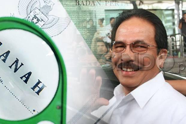 BKSL Sengketa Lahan Rocky Gerung Versus Sentul City, BPN Turun Tangan