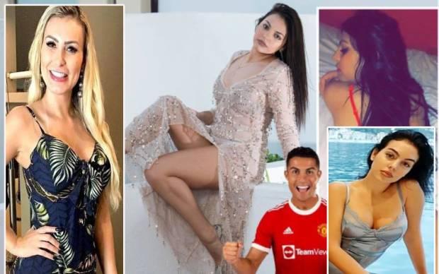 7 Wanita Yang Pernah Ditiduri Cristiano Ronaldo Guncang Jagat Bola