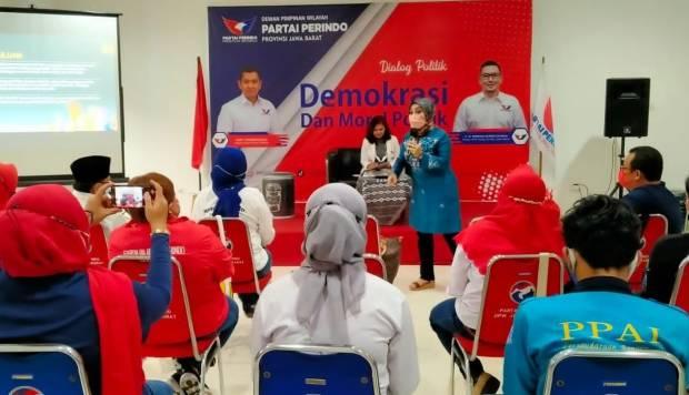 Incar Kursi Parlemen, Partai Perindo Jabar Bangun Kader Bermoral dan Beretika