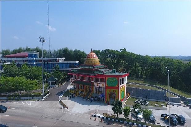 Masjid Jami Tine Tang, Wujud Bakti untuk Orang Tua dan Harmoni Keberagaman