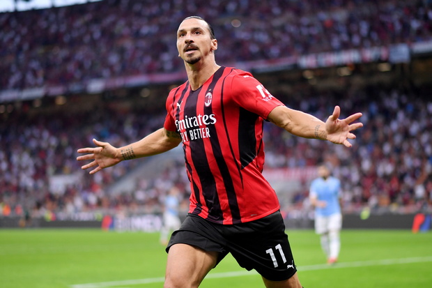 Jelang Liga Champions Liverpool vs AC Milan: Ibrahimovic Hanya Jadi Penonton