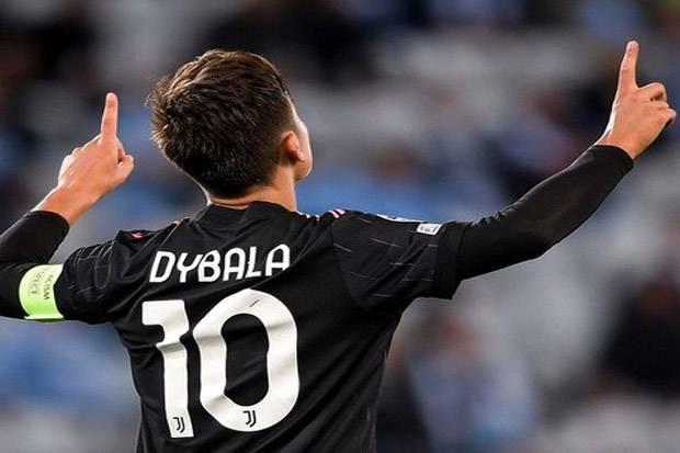 Dybala Girang Akhiri Dahaga Gol di Liga Champions