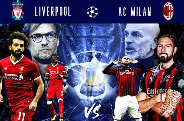 7 Tahun Absen di Liga Champions, Lawatan AC Milan ke Markas Liverpool Disorot Conte
