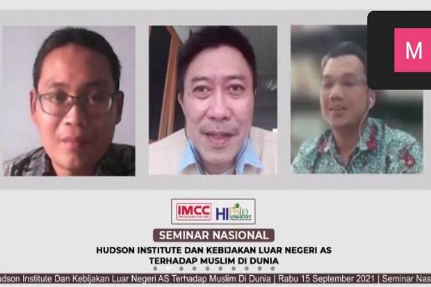 Indonesia Diminta Tak Terjebak dalam Isu Perang Dagang AS-China