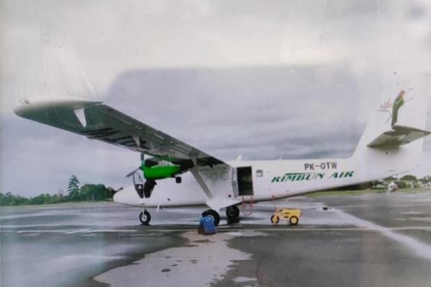 Kronologi Jatuhnya Pesawat Rimbun Air PK OTW di Wilayah yang Dikuasai OPM di Intan Jaya