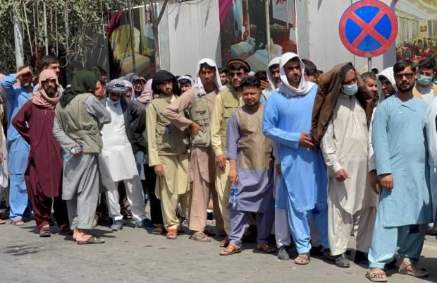 Ekonomi Lumpuh, Afghanistan Hadapi Ancaman Kelaparan