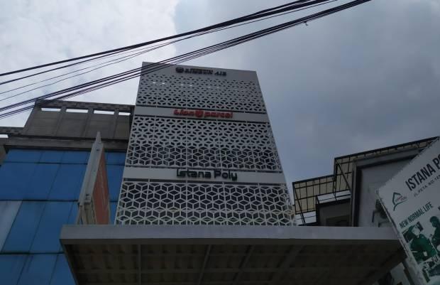 Pesawatnya Jatuh di Wilayah OPM Papua, Kantor Rimbun Air di Bandung Tertutup Rapat