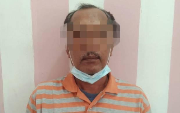 Bejatnya Ayah di Toba, Tega Perkosa Putri Kandungnya Berkali-kali