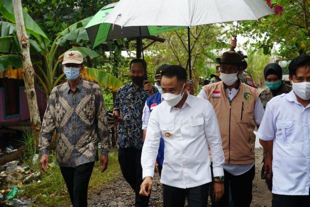 Wali Kota: Masyarakat Tetap Waspada Banjir
