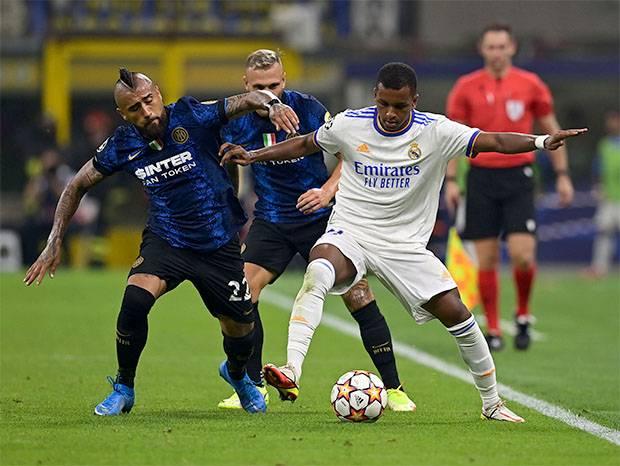 Hasil Liga Champions: Inter Milan vs Real Madrid, Los Blancos Menang Tipis