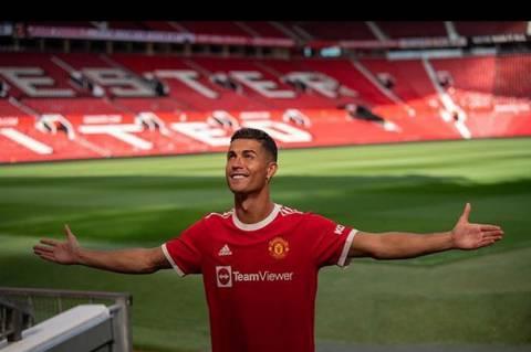 5 Rekor yang Kemungkinan Besar akan Dipecahkan Ronaldo di Manchester United!