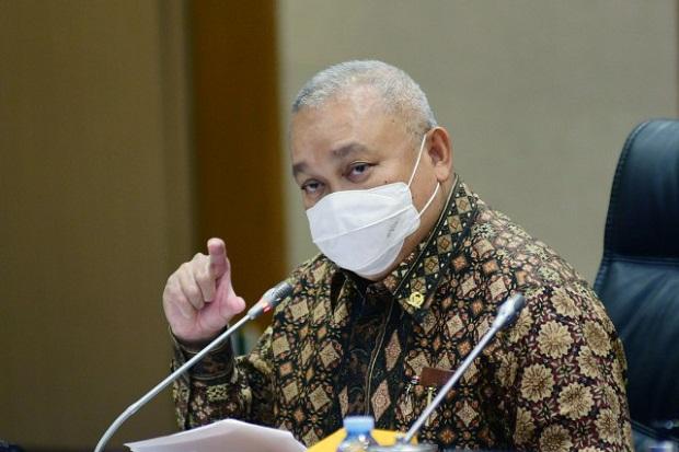 Soal PAW Alex Noerdin di DPR, Golkar Tunggu Putusan Hukum Tetap