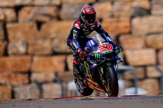 Lupakan Kegagalan di Aragon, Quartararo Fokus di MotoGP San Marino 2021