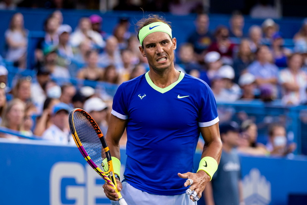 Kaki Kiri Cedera, Rafael Nadal: Ini Sakit dan Rumit!