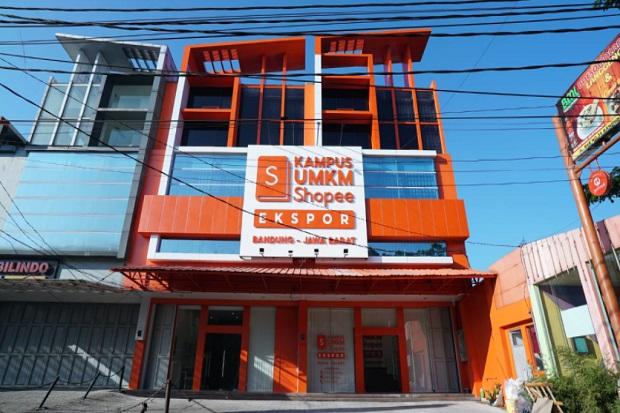 Buka Kampus di 3 Kota, Shopee Dorong Ekspor UMKM Lokal Naik Kelas