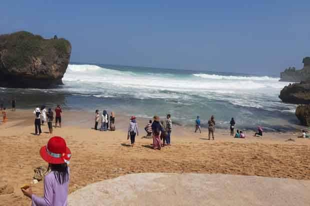 Meski Penyebaran COVID-19 Turun Drastis, Pemkab Gunungkidul Tetap Tolak Wisatawan