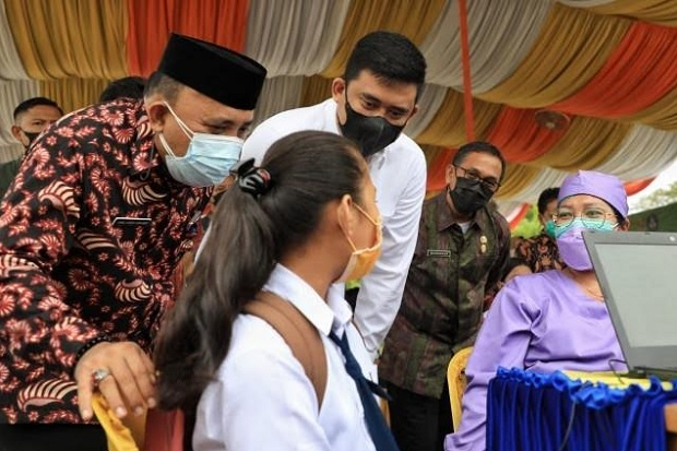 Bobby Nasution: Pembelajaran Tatap Muka di Medan Tunggu PPKM Level 3