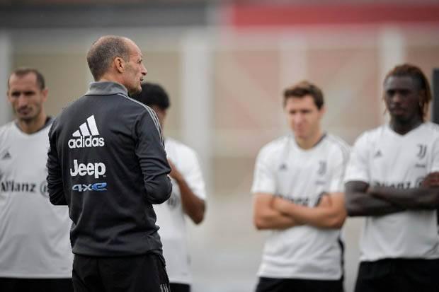 Allegri Benahi Mental Juventus Jelang Bentrok vs AC Milan