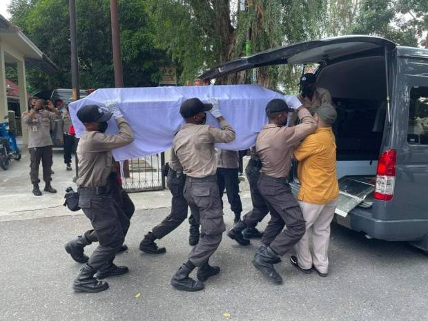 Siswa Bintara Polri Asal Raja Ampat Meninggal di SPN Polda Riau, Keluarga Duga Ada Kejanggalan