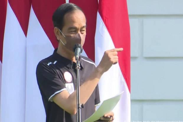 Peraih Medali Emas Paralimpiade Tokyo 2020 Dapat Rp5,5 Miliar, Jokowi: Yang Nggak Dapat Nanti Dibisiki Menpora