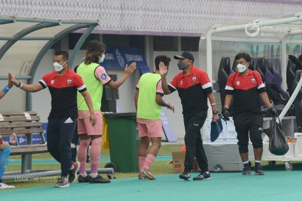 Liga 1 Jelang Bhayangkara FC vs Madura United: RD Sebut Disiplin Jadi Kunci