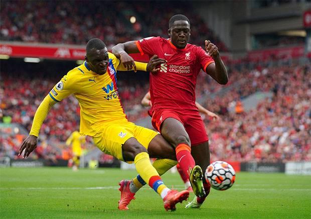 Hasil Liga Inggris Liverpool vs Crystal Palace: Debut Konate Warnai Kemenangan The Reds