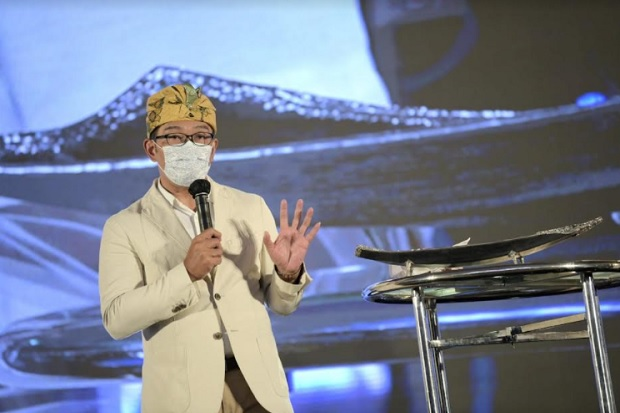 Wujud Solidaritas, Ridwan Kamil Dorong Pemulihan Pariwisata Bali