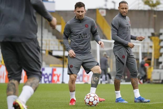 Begini Perasaan Lionel Messi Jelang Debut Kandang Bersama PSG