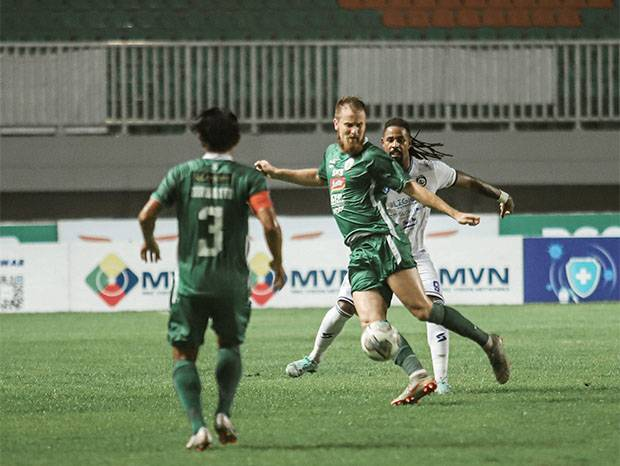 Hasil Liga 1 PSS Sleman vs Arema FC: Singo Edan Tersungkur