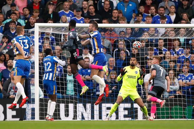 Hasil Liga Inggris Brighton vs Leicester City: Pasukan Rubah Tak Berdaya