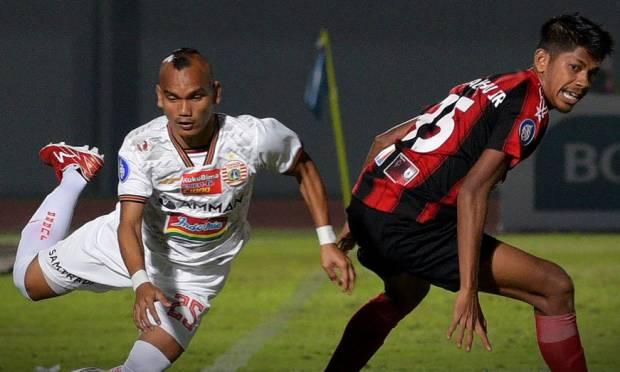 Hasil Liga 1: Persipura Jayapura vs Persija Jakarta, Belum Juga Menang