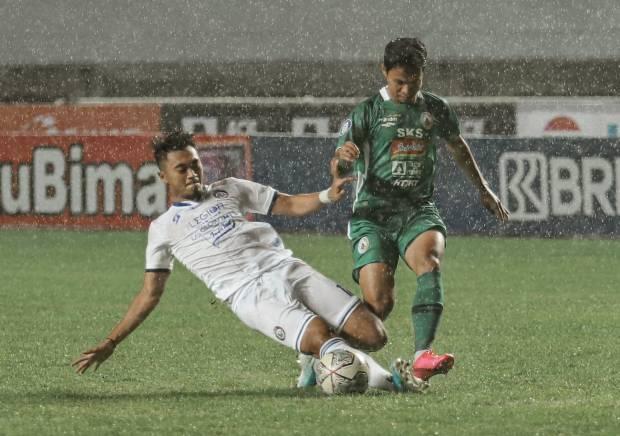 Liga 1: Menangi Duel PSS Sleman vs Arema FC, Dejan Antonic Puji Suporter