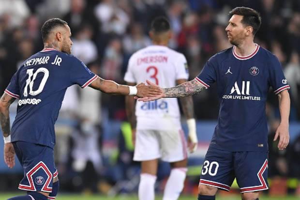 PSG vs Lyon: Messi Bingung Saat Ditarik Keluar, Begini Penjelasan Pochettino