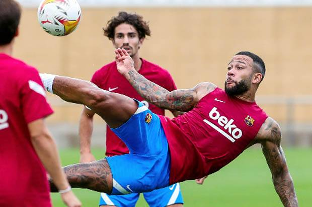 Barcelona vs Granada: Lawan Pakai Formasi Sama, Koeman Modifikasi 4-3-3
