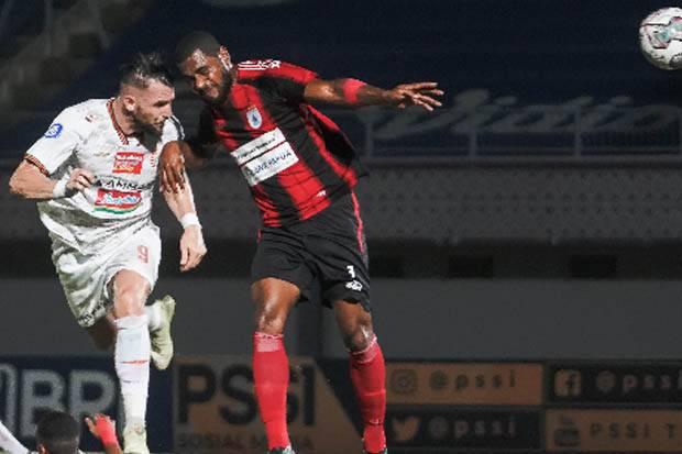 Persipura vs Persija: Jacksen F Tiago Senang, Tim Belum Lengkap Bisa Imbang