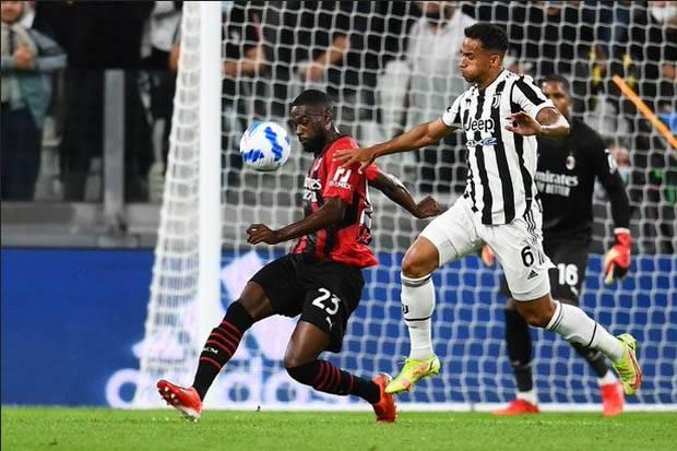 Pioli Buka Suara Usai Milan Ditahan Juventus