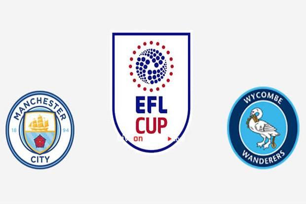 Piala Liga Inggris Manchester City vs Wycombe Wanderers: Beda Kasta