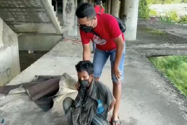 Rumah Penyerang Ustaz Chaniago Digeledah Polisi
