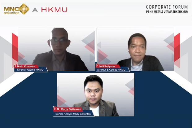 HKMU Ini Potensi Cuan Saham PT HK Metals Utama Tbk (HKMU), Simak Webinar MNC Sekuritas! | Halaman 2