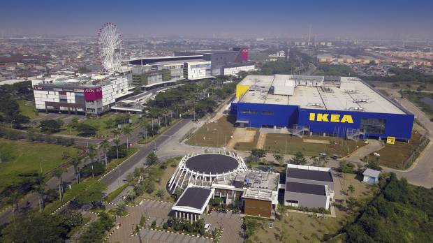 MDLN Modernland Ajak Investor Global Kembangkan Jakarta Garden City