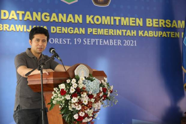 Wagub Emil Sebut Sektor Pertanian Harus Miliki Sudut Pandang Agribisnis Policy