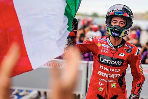 Jump Start di MotoGP San Marino 2021, Kemenangan Bagnaia Jadi Perdebatan di Media Sosial