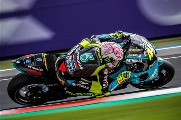 Bidik Podium di MotoGP Amerika Serikat 2021, Valentino Rossi Usung Memori 2019