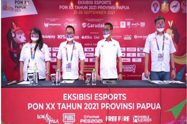 Eksibisi Esports PON XX Papua 2021, Tonggak Sejarah Esports Indonesia