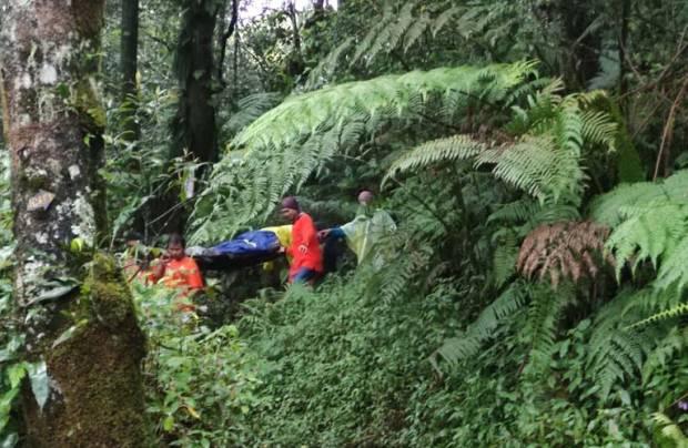 Mendaki Gunung Lawu Bersama Istrinya, Pria Madiun Ditemukan Meninggal Dunia