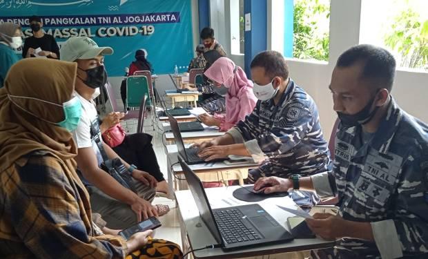 Sukseskan Pembelajaran Tatap Muka, TNI AL-MNC Peduli Gelar Serbuan Vaksinasi di Sekolah
