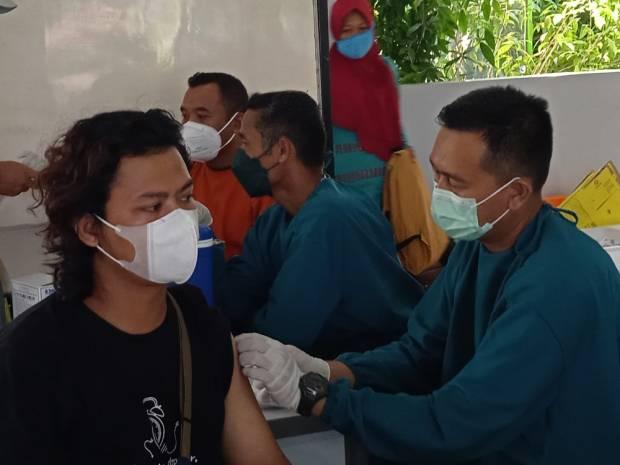 Serbuan Vaksinasi TNI AL-MNC Peduli, Guru dan Siswa Berharap Segera Bisa PTM