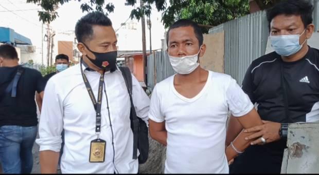 Palak Pedagang Berkedok Uang SPSI, Pria di Medan Diciduk
