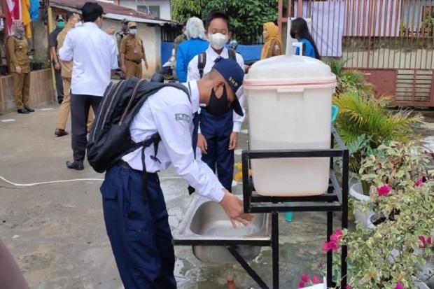 Awal Oktober, Seluruh Sekolah di Palembang Laksanakan PTM dengan Prokes Ketat