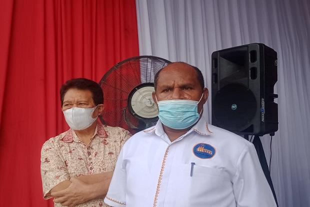 Penyambutan Api Obor PON XX Papua Sudah Siap 100 Persen